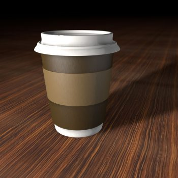 3D - Coffee-Cup