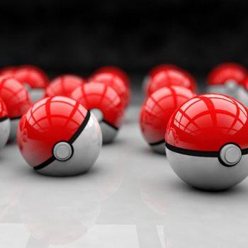 3D - Pokeball