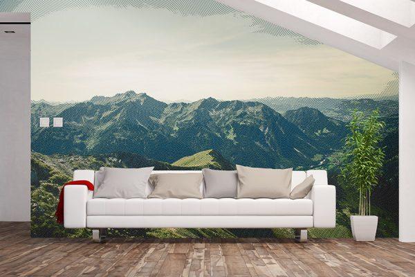 Mountains-Reception