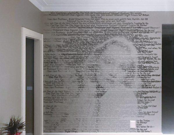 Quirkies-wall