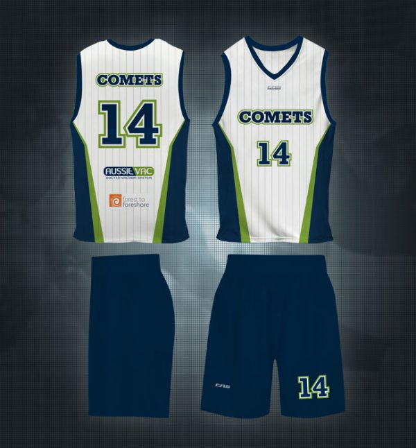 Comets-Basketball